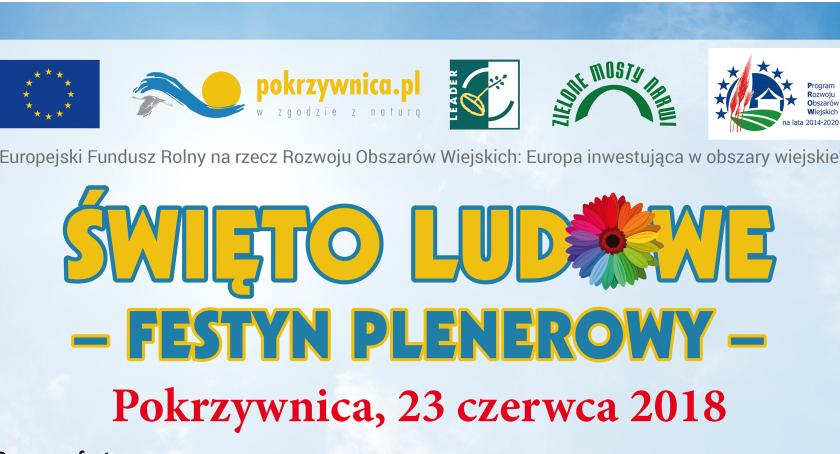 Festyn Plenerowy W Pokrzywnicy Pułtusk Pultusk24pl
