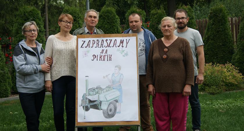 Wydarzenia, Rodzinny piknik Łubienicy Superunkach - zdjęcie, fotografia