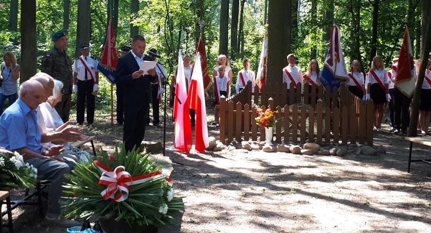 Historia, rocznica śmiertelnego zranienia Domosławiem Zdzisława Straszewicza - zdjęcie, fotografia