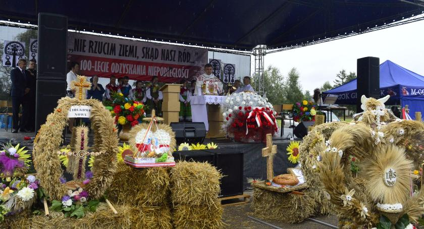 Wydarzenia, Święto plonów gminie Obryte GALERIA ZDJĘĆ - zdjęcie, fotografia