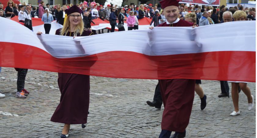 Dni Patrona Pułtuska św. Mateusza, Barwny Korowód Niepodległej! GALERIA ZDJĘĆ - zdjęcie, fotografia
