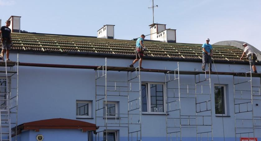 Miasto, Zmieniamy Państwa remonty inwestycje MOSiR - zdjęcie, fotografia