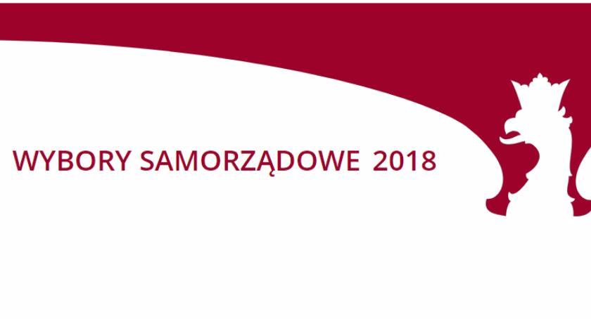 Wybory, Gmina Obryte dwóch Mroczkowskich drugiej turze - zdjęcie, fotografia