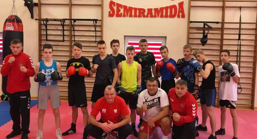 Sporty walki, Kadra Mazowsza Semiramidzie - zdjęcie, fotografia