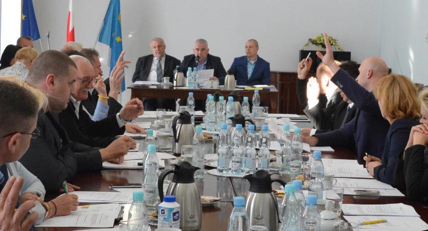 Samorząd, Pierwsze sesje nowej kadencji listopada - zdjęcie, fotografia