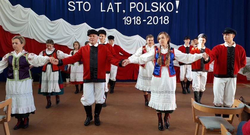 Wydarzenia, Polsko! Uroczystość Golądkowie - zdjęcie, fotografia