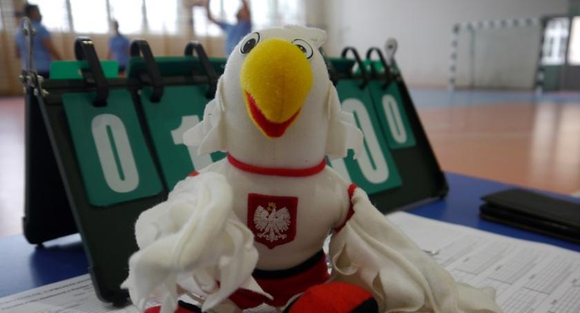 Siatkówka, Turniej siatkówki Niepodległej - zdjęcie, fotografia