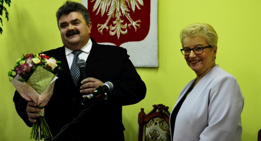 Samorząd, Wójt radni gminie ślubowali - zdjęcie, fotografia