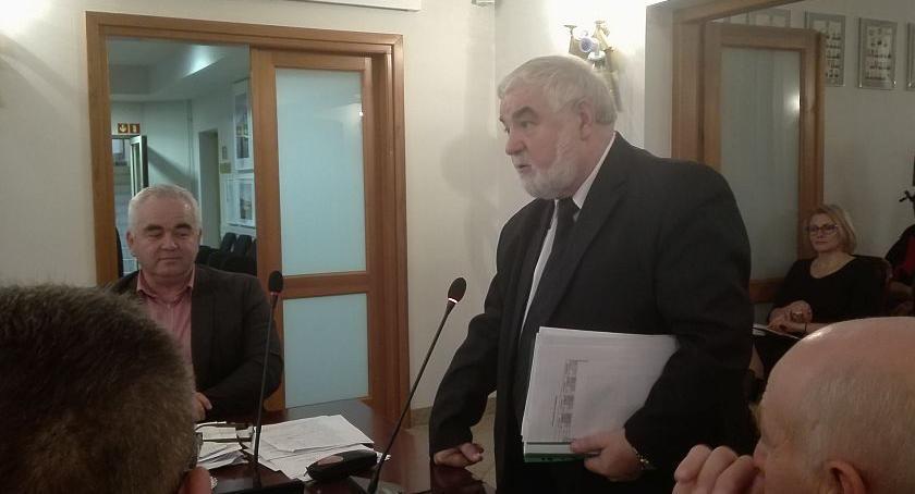 Samorząd, Lucjan Buczyłko Prezesem Zarządu - zdjęcie, fotografia