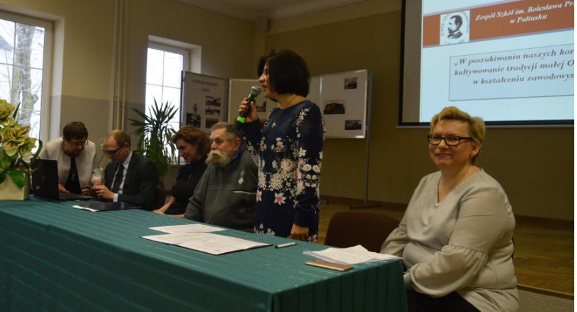 Wydarzenia, poszukiwaniu naszych korzeni konferencja Bolesława Prusa - zdjęcie, fotografia