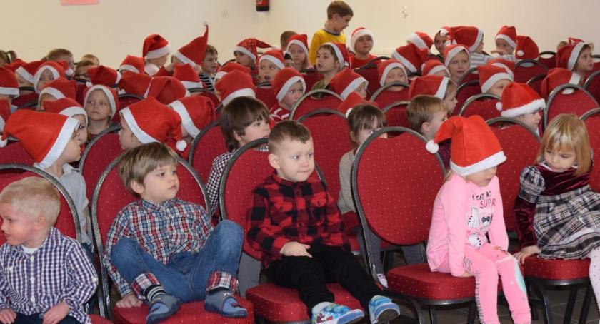 Przedszkola, Mikołajki winnickim przedszkolu - zdjęcie, fotografia