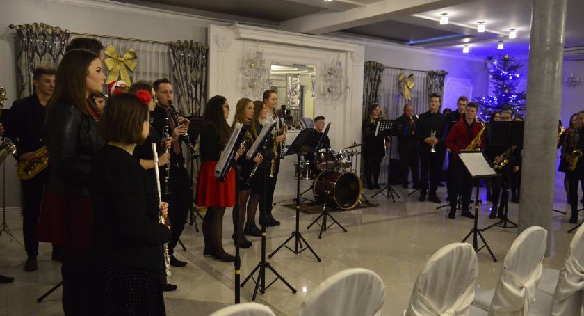 Wydarzenia, Wigilia pułtuskiej Orkiestry - zdjęcie, fotografia