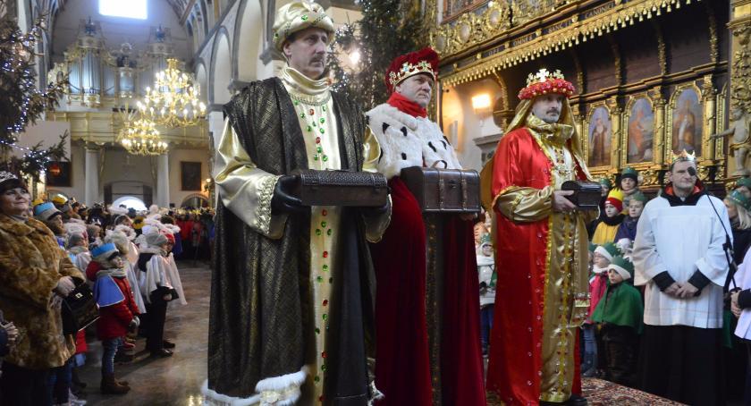 Wydarzenia, Orszak Trzech Króli Pułtusku GALERIA ZDJĘĆ - zdjęcie, fotografia