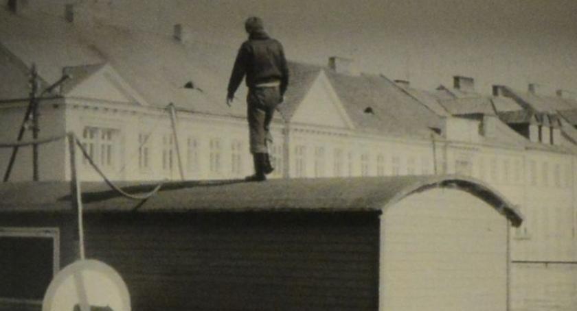 Wydarzenia, Wyjątkowa fotografia powodzi Pułtuska wylicytowania WOŚP - zdjęcie, fotografia