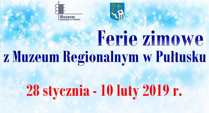 Zaproszenia, Ferie Muzeum Regionalnym - zdjęcie, fotografia