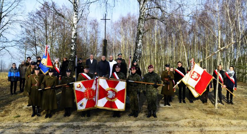 Historia, Rocznica wybuchu powstania styczniowego Sokołowie Włościańskim - zdjęcie, fotografia