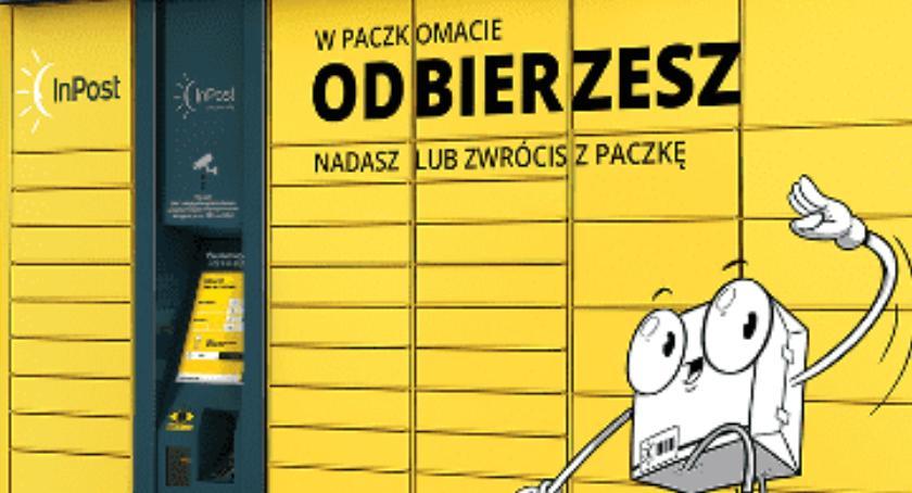 Społeczeństwo, Paczkomaty InPost Obrytem głosowanie! - zdjęcie, fotografia