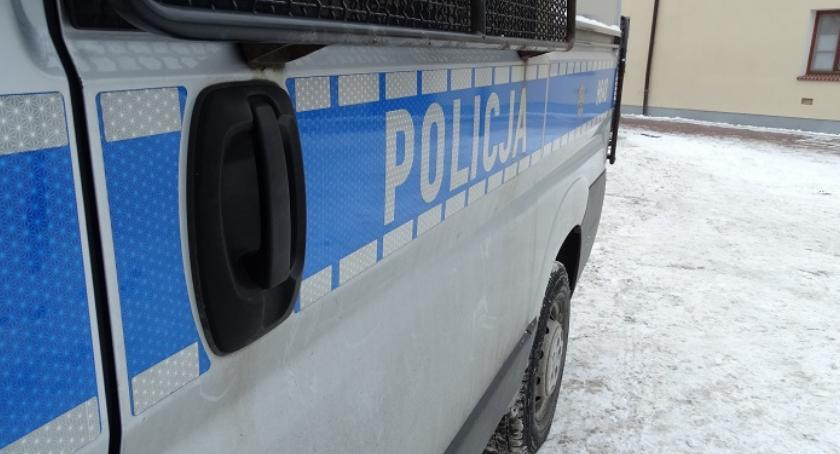 Policja, Rozbój Tadeusza - zdjęcie, fotografia