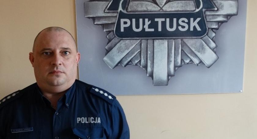 Policja, Paweł Popielarski najpopularniejszym dzielnicowym - zdjęcie, fotografia
