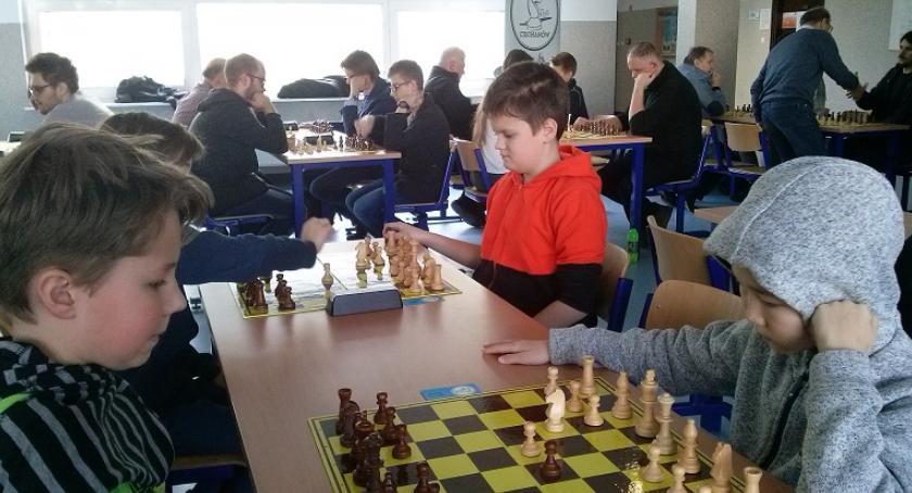 Wydarzenia, Turniej szachowy Puchar Rektora - zdjęcie, fotografia