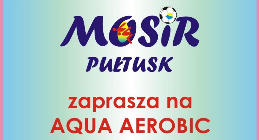 Fitness, MOSiR zaprasza zajęcia aerobicu - zdjęcie, fotografia