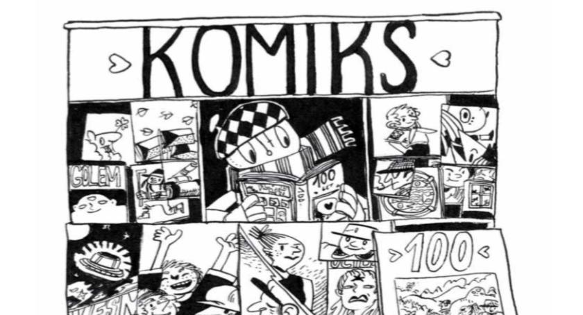 Zaproszenia, Stulecie czeskiego komiksu - zdjęcie, fotografia