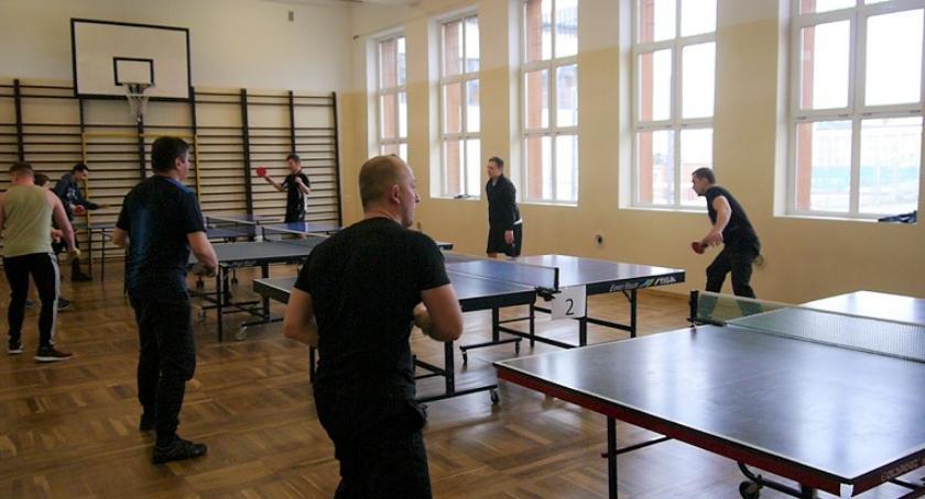 Wydarzenia, Mistrzowie tenisa stołowego - zdjęcie, fotografia