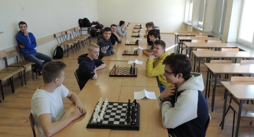 Wydarzenia, Turniej Szachowy Ruszkowskim - zdjęcie, fotografia