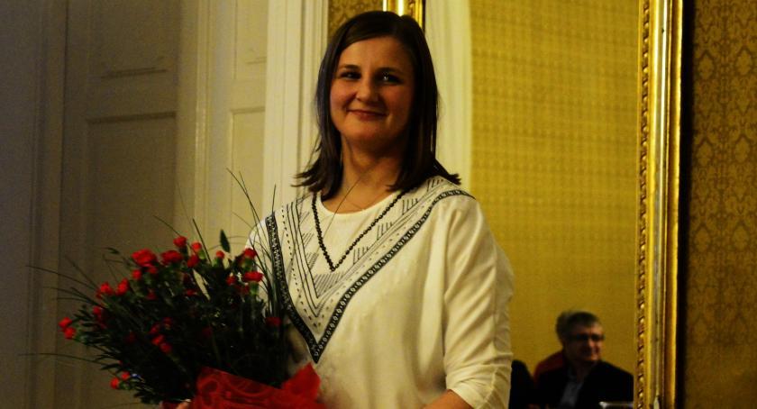 Wydarzenia, Pułtuska spotkanie Małgorzatą Białczak - zdjęcie, fotografia