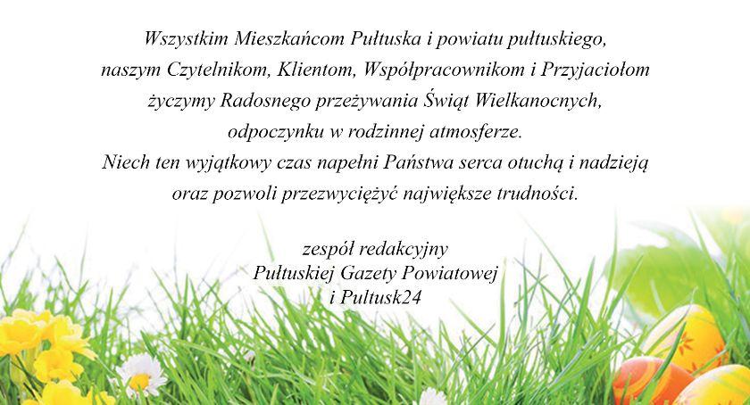 Podziękowania/Życzenia, Wesołego Alleluja! - zdjęcie, fotografia
