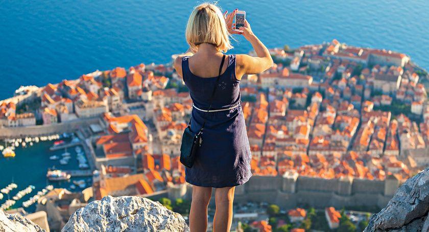 Reklama, Mały wielkie wakacje Chorwacja! - zdjęcie, fotografia