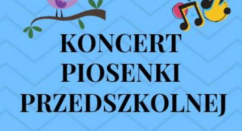 Zaproszenia, Przedszkole Świętej Rodziny zaprasza koncert - zdjęcie, fotografia