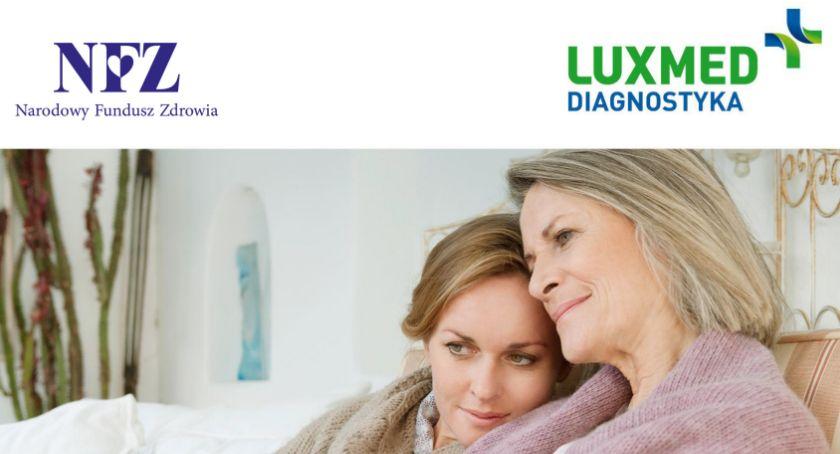 Służba zdrowia, Bezpłatne badania mammograficzne Pułtusku - zdjęcie, fotografia