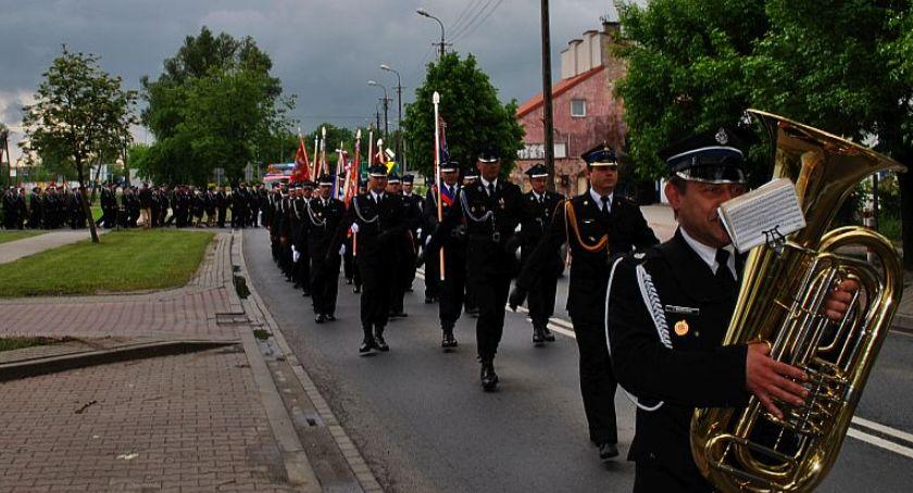Straż Pożarna, Powiatowe Święto Strażaka - zdjęcie, fotografia
