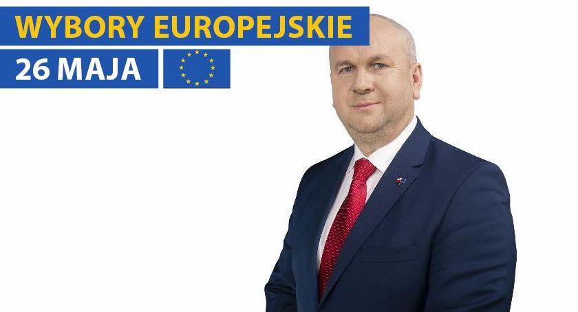 Wybory, Europoseł może którego wszyscy znają widział wywiad Pawłem Wojtunikiem - zdjęcie, fotografia