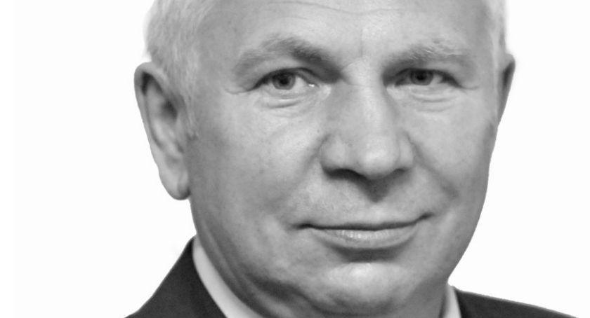 Komunikaty, Zmarł Henryk Szczepanik - zdjęcie, fotografia
