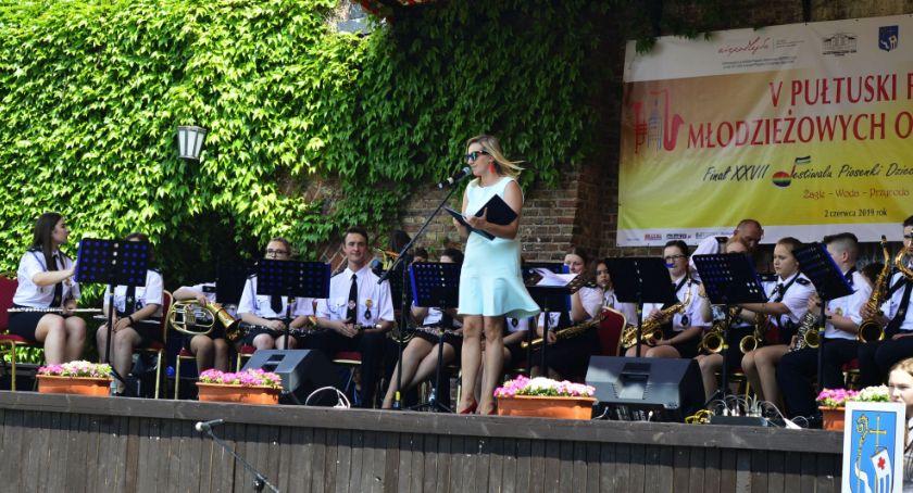 Wydarzenia, Pułtuski Festiwal Orkiestr Dętych GALERIA ZDJĘĆ - zdjęcie, fotografia