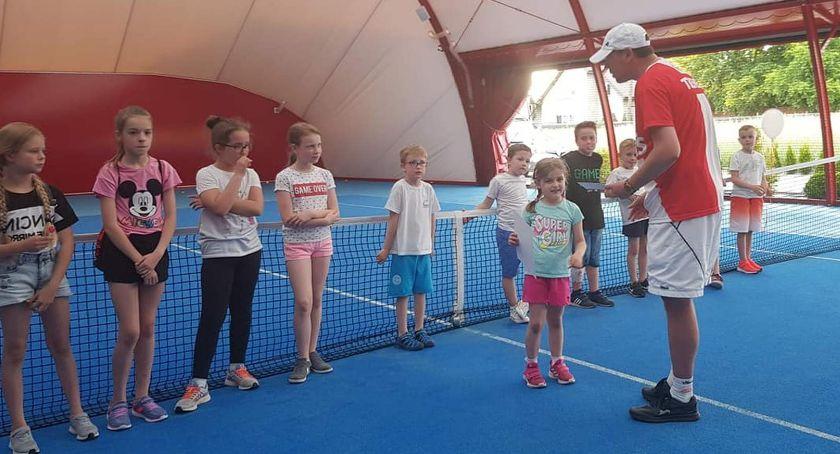 Wydarzenia, Dzień Dziecka White Tennis - zdjęcie, fotografia
