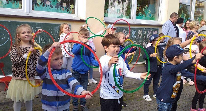Przedszkola, Wielkie Świętowanie pułtuskiej Piątki - zdjęcie, fotografia