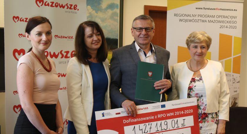 Samorząd, Gmina Pokrzywnica stawia ekologię - zdjęcie, fotografia