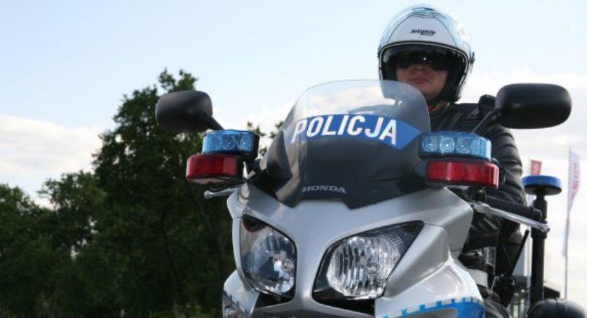 Komunikaty policji, Bezpieczny długi weekend - zdjęcie, fotografia