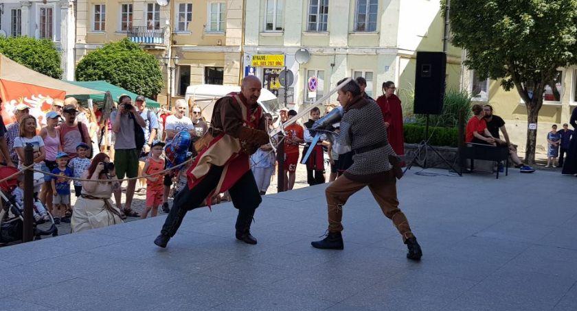 Wydarzenia, Wielki Jarmark Średniowieczny - zdjęcie, fotografia