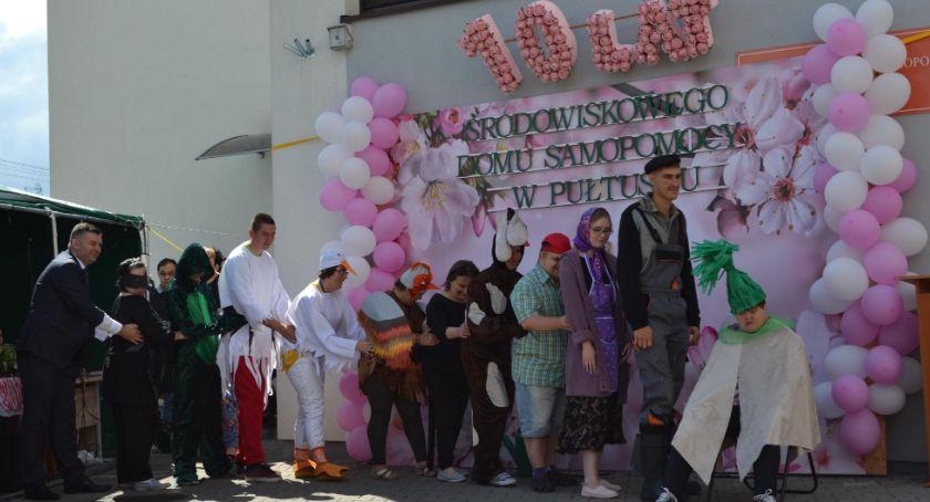 Wydarzenia, Jubileusz lecia Środowiskowego Samopomocy Pułtusku - zdjęcie, fotografia
