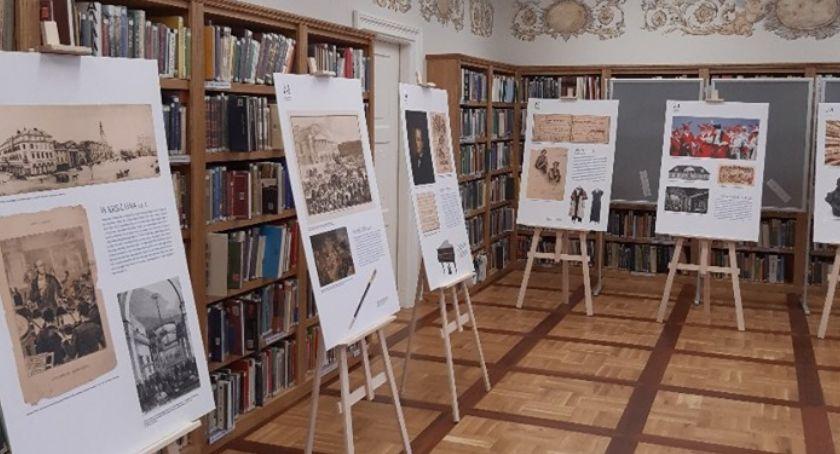 Wystawy, Stanisław Moniuszko patronem wystawa Joachima Lelewela - zdjęcie, fotografia