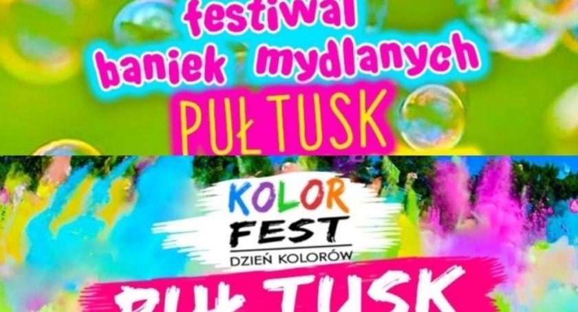 Zaproszenia, Festiwal baniek Kolor najbliższą niedzielę - zdjęcie, fotografia
