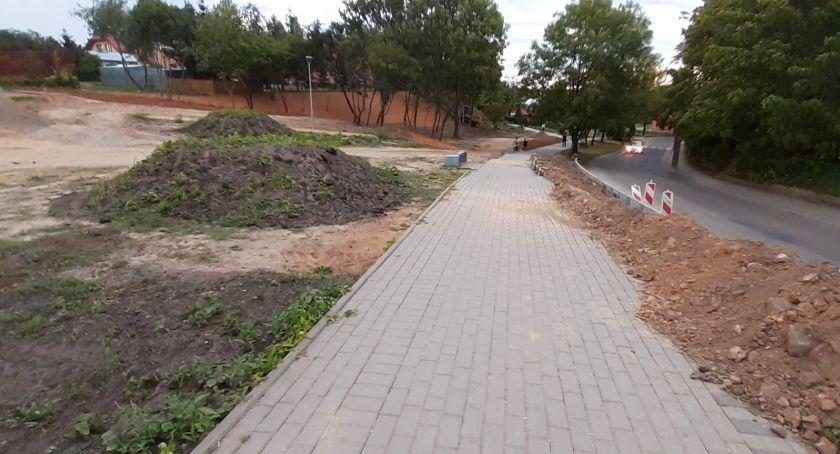 Miasto, Postępy pasażu Klenczona - zdjęcie, fotografia