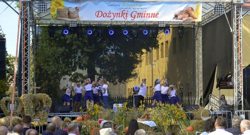 Wydarzenia, Święto plonów gminie Winnica fotogaleria - zdjęcie, fotografia