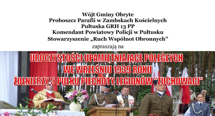 Zaproszenia, Jutro Zambskach Kościelnych ZAPROSZENIE - zdjęcie, fotografia