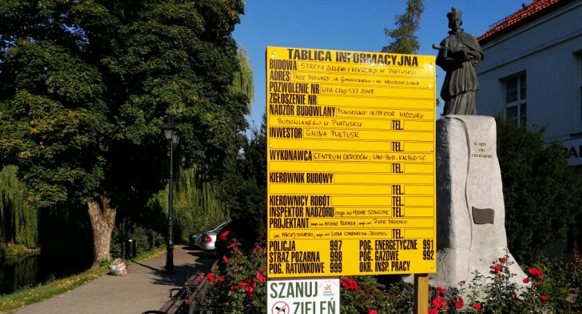 Miasto, bulwary Narutowicza - zdjęcie, fotografia