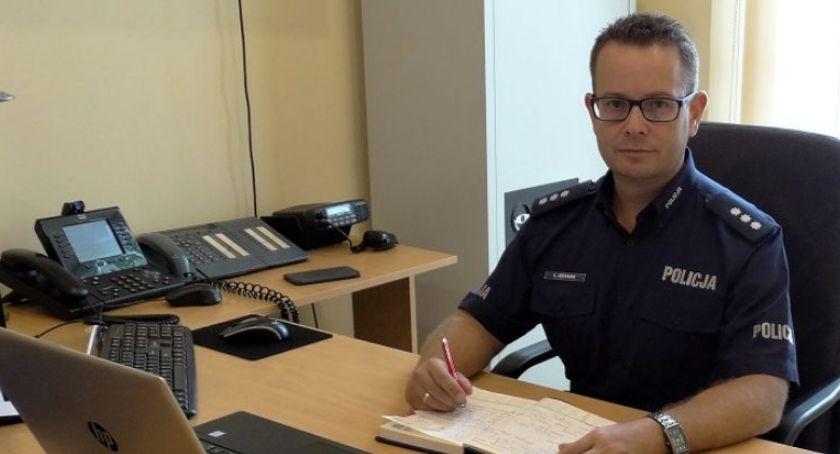 Policja, Kolejna zmiana stanowisku Zastępcy Komendanta Powiatowego Policji Pułtusku - zdjęcie, fotografia